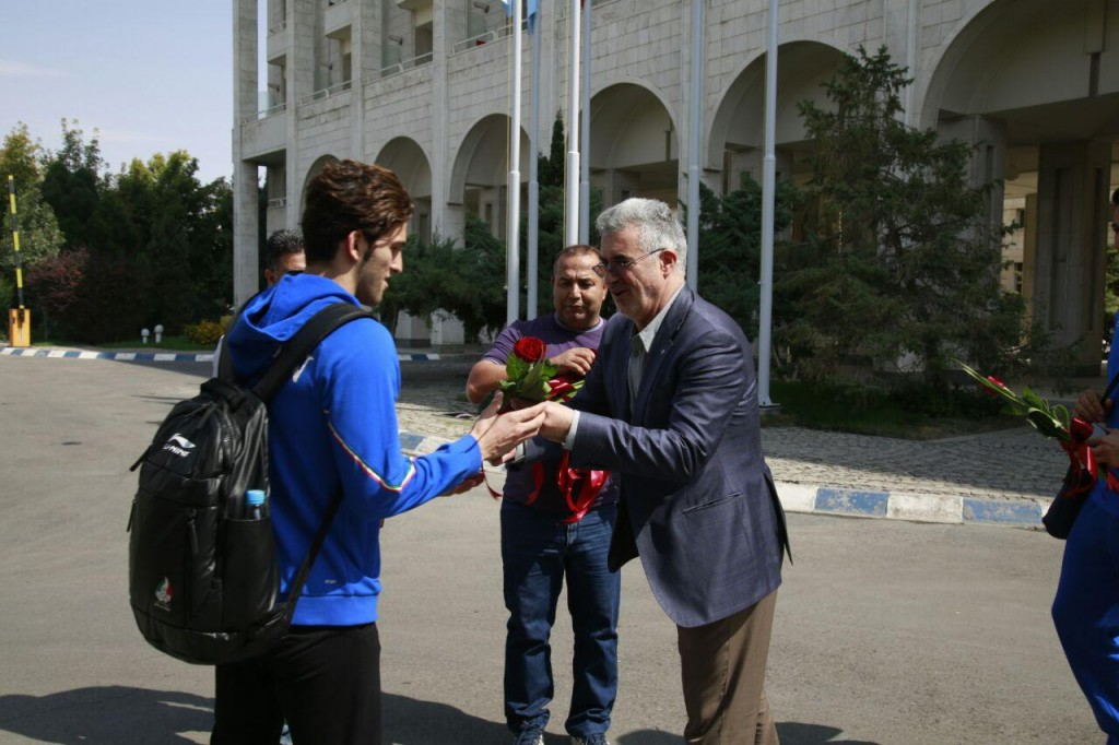 شنا ترکمنستان 16