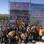 مسابقات قهرمانی آبهای آزاد بزرگسالان کشور به مناسبت گرامی داشت عید قربان در ردههای سنی بزرگسالان (از ۲۵ تا بالای ۸۰ سال)  سال به میزبانی استان کردستان در مریوان دریاچه زریبار برگزار و به پایان رسید.