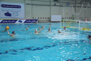 گزارش تصویری(1)_تمرین تیم ملی واترپلو پیش از اعزام به مسابقات آسیایی ازبکستان
