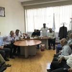 احمد یاقوتی که بر اثر حمله مغزی دچار کسالت شده بود پس از طی دوران نقاهت، امروز(دوشنبه) با استقبال پرسنل به فدراسیون شنا بازگشت.