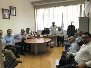 احمد یاقوتی به فدراسیون شنا بازگشت