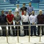 مسابقات المپیاد منطقه شمال غرب کشور در 4 رشته ورزشی با حضور 5 استان برگزار شد.