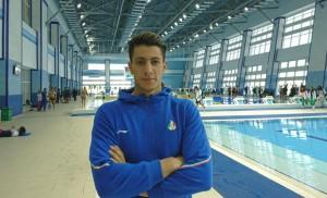 انصاری در فینال 100 مترپروانه باز هم رکورد زد/ تیم ملی در 4 در 100 متر ششم شد