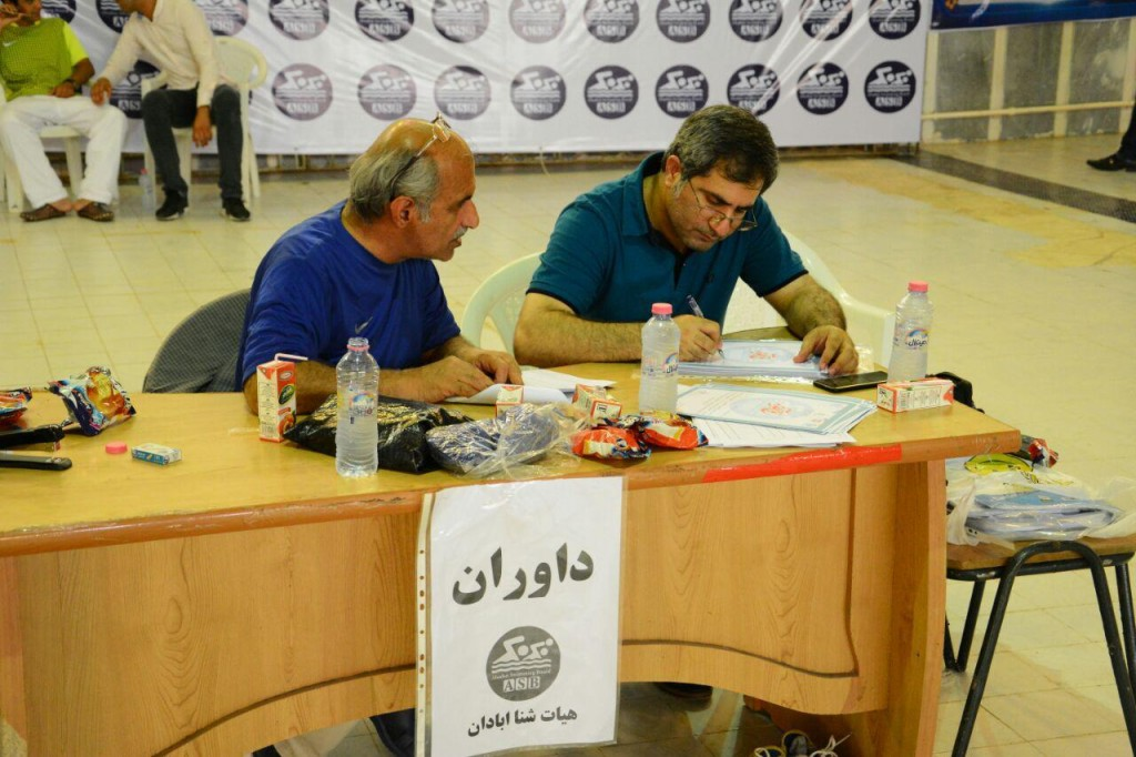شنا نونهالان خوزستان 03