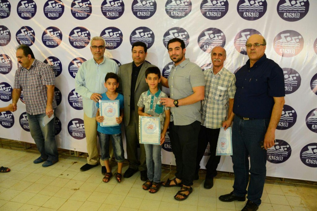 شنا نونهالان خوزستان 08