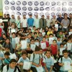 جشنواره شنای نونهالان زیر ۱۰ سال استان خوزستان به میزبانی پایگاه قهرمانی استخر خلیج فارس آبادان برگزار شد.