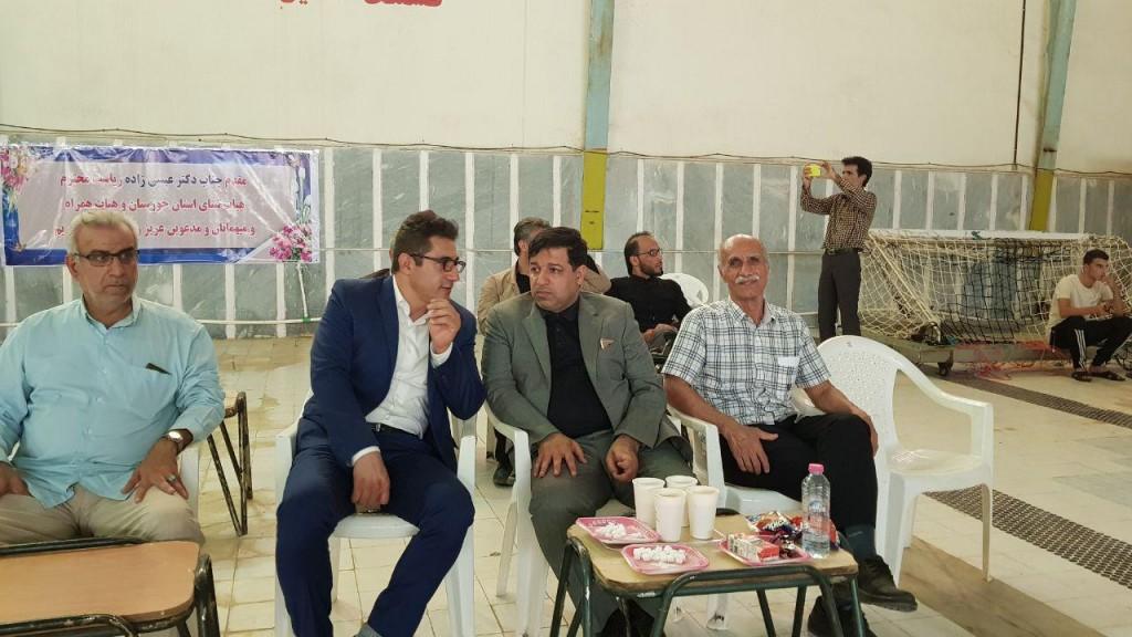 شنا نونهالان خوزستان 10