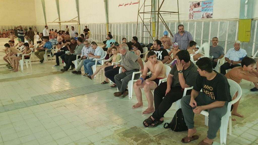 شنا نونهالان خوزستان 12
