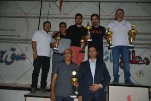 برگزاری مسابقات شنا در استان فارس به مناسبت هفته تربیت بدنی