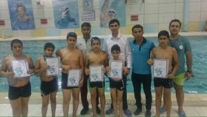 برگزاری جشنواره شنا در شهرستان جم و دشستان استان بوشهر