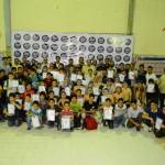 رقابتهای واترپلو زیر 12  استان خوزستان به میزبانی پایگاه قهرمانی استخر خلیج فارس آبادان برگزار شد.