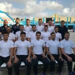 تیم ملی واترپلو ایران در نیمه نهایی رقابت های جهانی فیناترافی با نتیجه ۱۵ بر ۷ مقابل نماینده آمریکای لاتین به برتری رسید و فینالیست شد.