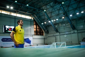 پنام تاش: جام باشگاههای واترپلو آسیا تجربه ارزشمندی برای تیم جوان سایپا بود