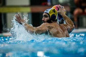 پیروزی نزاجا مقابل سایپا در لیگ برتر واترپلو
