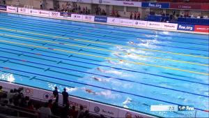 شناگران جوان ایران عازم مسابقات کاپ جهانی قطر ۲۰۱۷ شدند