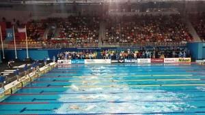 درخشش بالسینی با صعود به فینال 400 متر آزاد کاپ جهانی شنا