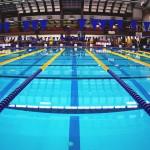 متین بالسینی شناگر جوان تیم ملی ایران در فینال ماده 200 متر پروانه با ثبت زمان 2:05٫60  در رتبه هفتم قرار گرفت و رکورد این ماده را جابجا کرد.