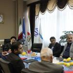 جلسه هیات رئیسه فدراسیون عصر روز دیروز(یکشنبه) در محل فدراسیون برگزار شد.