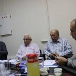 جلسه کمیته فنی شیرجه صبح امروز دوشنبه (8 آبان 1396) در محل سالن جلسات فدراسیون شنا برگزار شد.