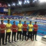 شناگران جوان تیم ملی در مرحله مقدماتی با ثبت زمان های خود به کار خود پایان دادند.
