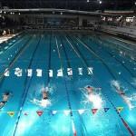 جشنواره شنای کودکان زیر 10 سال استان فارس با حضور بیش از 150 شناگر پسر از سراسر استان فارس   در شیراز برگزار شد.