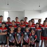 مرحله نخست مسابقات لیگ شنا قهرمانی باشگاههای استان گلستان (جام خلیج گرگان) به مناسبت گرامیداشت هفته تربیت بدنی و ورزش در استخر کیانی گرگان برگزار شد.