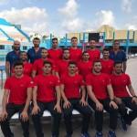 تیم ملی واترپلو ایران در فینال ششمین دوره رقابتهای جهانی فیناترافی با نتیجه 8 بر 6 مقابل میزبان شکست خورد.