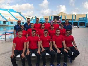 5 برد و یک باخت حاصل کار تیم ملی واترپلو ایران در فیناترافی