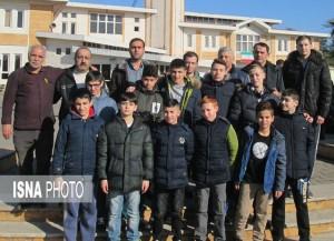 مربی تیم ملی جمهوری آذربایجان: شنا در ایران رو به پیشرفت است