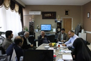جلسه کمیته انضباطی فینال فینا ترافی برگزار شد