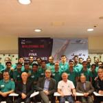 کلینیک بین المللی توسعه مربیان شیرجه  که با حضور مدرس فدراسیون جهانی برگزار شده بود ظهر امروز (چهارشنبه) به پایان رسید.