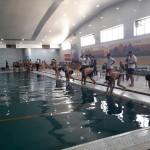 مسابقات شنا شهرستان بيرجند خراسان جنوبی به مناسبت روز دانش آموز روز جمعه (12 آبان 1396) برگزار شد.