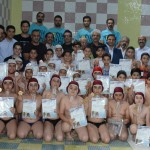 دومین دوره مسابقات واترپلو نوجوانان استان فارس با قهرمانی تیم تلاش به پایان رسید.