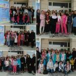 مرحله اول  ششمین دوره لیگ شنا استان بوشهر، در دو بخش بانوان و آقایان در روزهای پنجشنبه و جمعه (۱۱ و ۱۲ آبان ماه ۱۳۹۶)  برگزار شد .