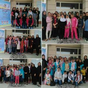 برگزاری مرحله نخست ششمین دوره لیگ شنا بوشهر در بخش بانوان و آقایان