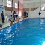 مسابقات انتخابی شناگران برتر پسر منطقه ۴ جهت اعزام به مسابقات بین المللی جام آذربایجان دیروز(پنج شنبه) در شهرستان ماهشهر برگزار شد.