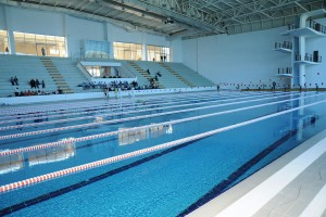 اعلام فینالیستهای روز نخست مسابقات شنا بین المللی دختران تبریز