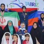 شناگر تیم ملی دختران ارمنستان گفت: مسابقات زیادی را تجربه کردهام اما در ایران ورزشکاران فوق العادهای را دیدم و از رقابت با آنها لذت بردم.