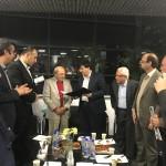 پس از اکران عمومی مستند پرنده آبی فیلم زندگی تقی عسگری نخستین مدال آور تاریخ شیرجه ایران از عوامل این فیلم تقدیر شد.