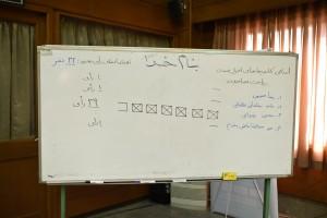 محسن رضوانی بعنوان رئیس فدراسیون انتخاب شد