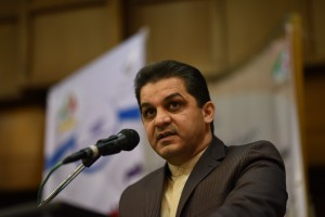 کاوه احمدی مشاور عالی و عضو هیات رئیسه فدراسیون شد