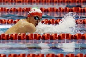 گزارش تصویری_ مرحله اول پانزدهمین دوره لیگ شنا کشور