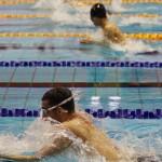 رقابت های  روز دوم مرحله نخست پانزدهمین دوره مسابقات شنای باشگاههای کشور، امروز (جمعه) با برگزاری 5 ماده باقی مانده پیگیری شد.