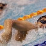 مرحله دوم پانزدهمین دوره مسابقات لیگ شنا کشور سال ۱۳۹۶ عصر امروز(جمعه) با پیشتازی تیم سرزمین موج های آبی به پایان رسید.