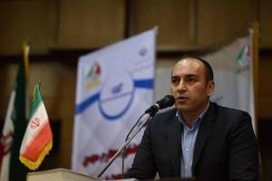 محسن رضوانی: استخر شیرجه تبریز بر اساس آمایش سرزمینی افتتاح شد
