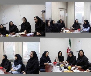 گزارش تصویری_برگزاری جلسه کمیته فنی شنای هنری