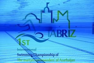نتایج کامل روز نخست مسابقات شنا بین المللی دختران تبریز