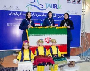 شناگر تبریزی: این میزبانی سطح شناگران ایران را ارتقا میدهد