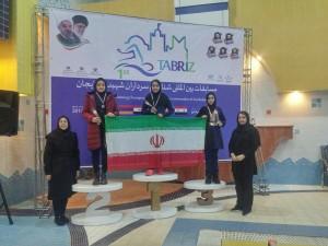 جابجایی 13 رکورد ردهسنی در مسابقات بین المللی شنا دختران