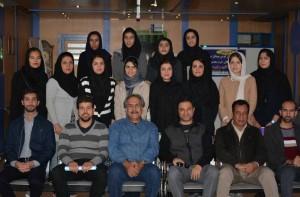 برگزاری دوره داوری واترپلو در استان فارس